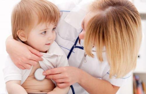 Пневмония у детей-симптомы.