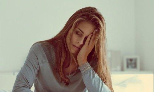 У девушки плохое самочувствие